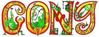 Gong band logo