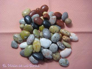 Piedras de caramelo