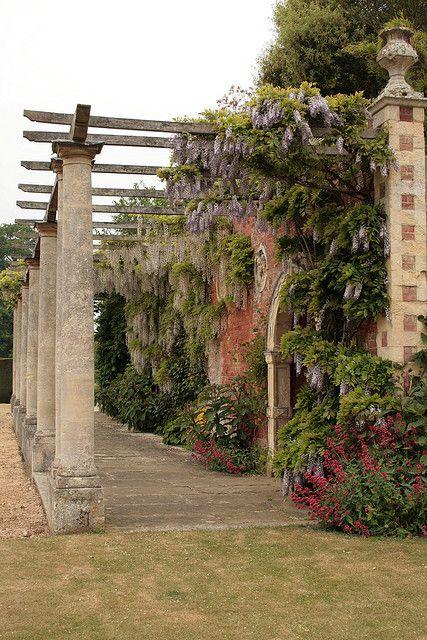 Somerleyton Hall Gardens, Suffolk, England