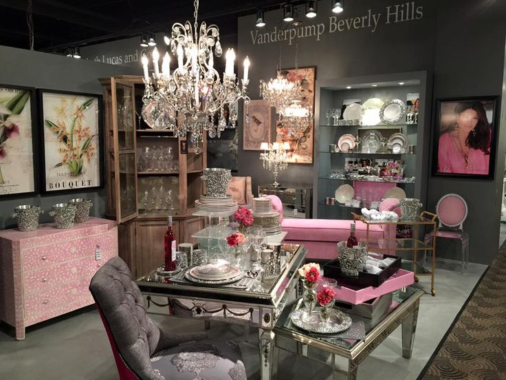 House Accessories Stores Part - 37: Vanderpump Beverly Hills, #LisaVanderpumpu0027s New Collection Of Home  Accessories, Tabletop And Gifts,