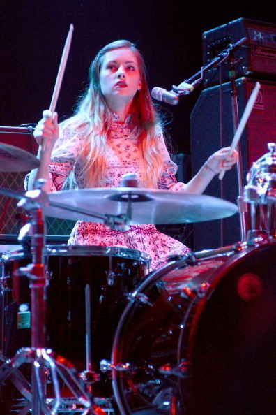 Scarlett Stevens -SAN CISCO| 22 Kickass Lady Drummers Who Are The Definition Of Cool