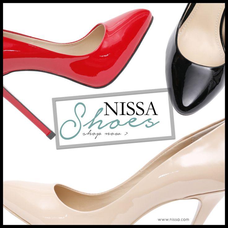 NISSA shoes www.nissa.com  #nissa #shoes #footwear #heels #pantofi #lac #toc #style #fashion #fashionista