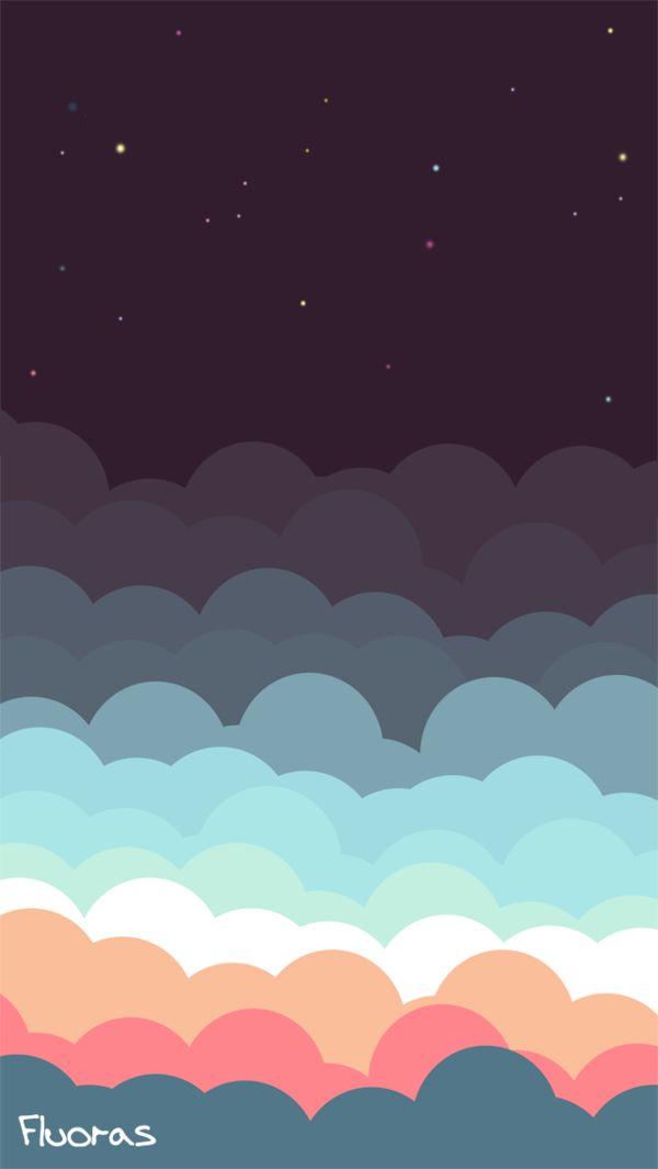 Infinity wallpaper tumblr iphone