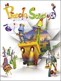 Piccolo Saxo, activités autour du film pour découvrir l'orchestre symphonique.
