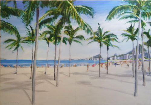 John Nicholson - www.jvnicholson.com.br I Playa de Leme Rio de Janeiro I siriodejaneiro.com