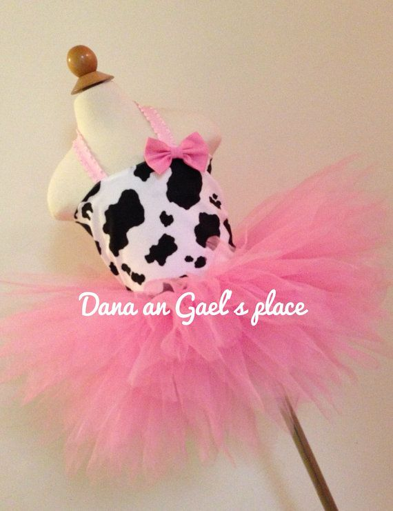 Halloween Costume Idea... Cute cowgirl tutu and top available pink or red  by DanaandGaelsplace on Etsy, $41.00