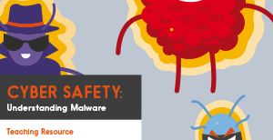Cyber Safety - Understanding Malware - unit for Years 4-6