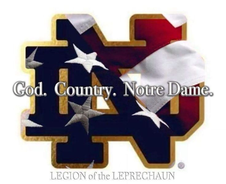 Amen. Go Irish!
