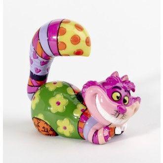 Cheshire Cat. Mini Figurine. Alice in Wonderland. Disney by Britto.