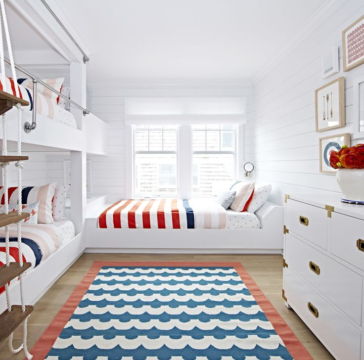 Kids Bedroom Bunk Beds 229 best bunk beds & kids rooms images on pinterest | bunk rooms