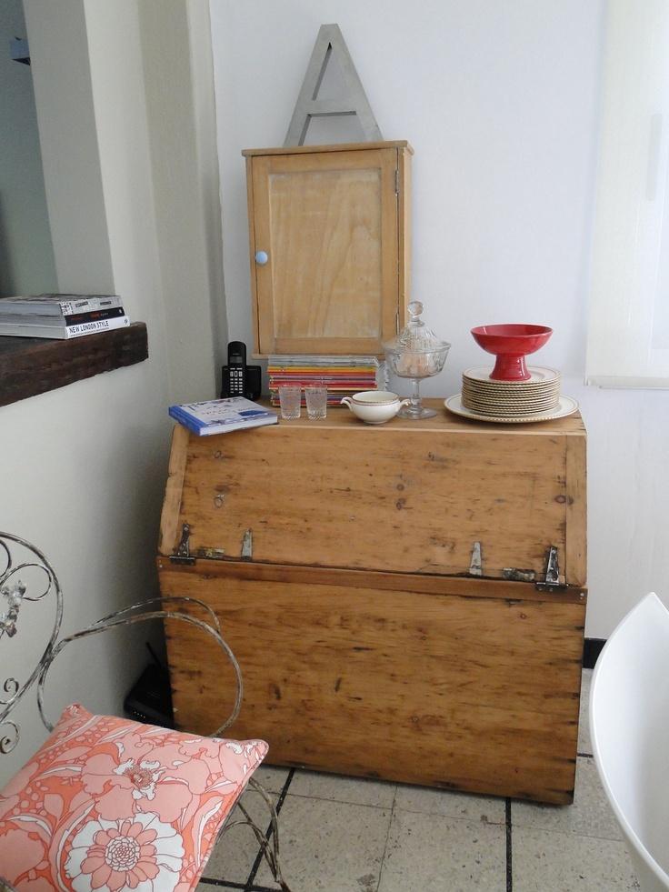 Muebles de la abuela en Pinterest  Muebles, Pintando muebles viejos y