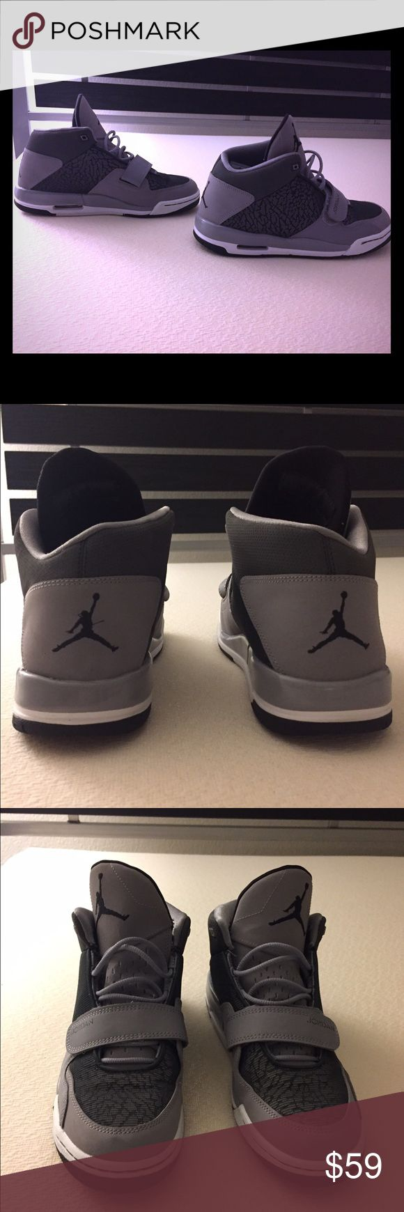 Reduced! Nike Air Jordan Flight Club Sneakers Barely worn kept clean as J's should be. Boys size 6.5 (women's 6.5) authentic Air Jordan's Jordan Shoes Sneakers