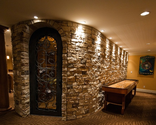 32 best Basement wish list images on Pinterest  Wine cellars, Cellar doors and Wine cellar design