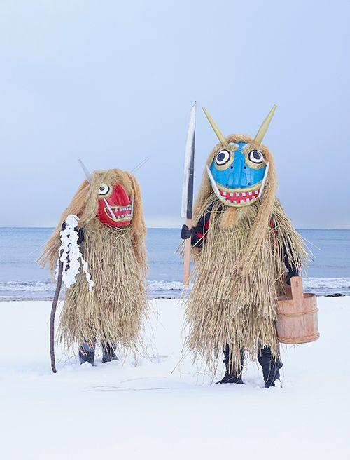 銀座メゾンエルメスで、シャルル・フレジェの写真展「YÔKAÏNOSHIMA」日本でとらえた妖怪の姿   ニュース - ファッションプレス
