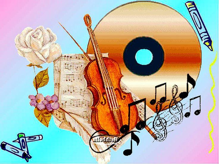 Музыкальные открытки русские, аппликации