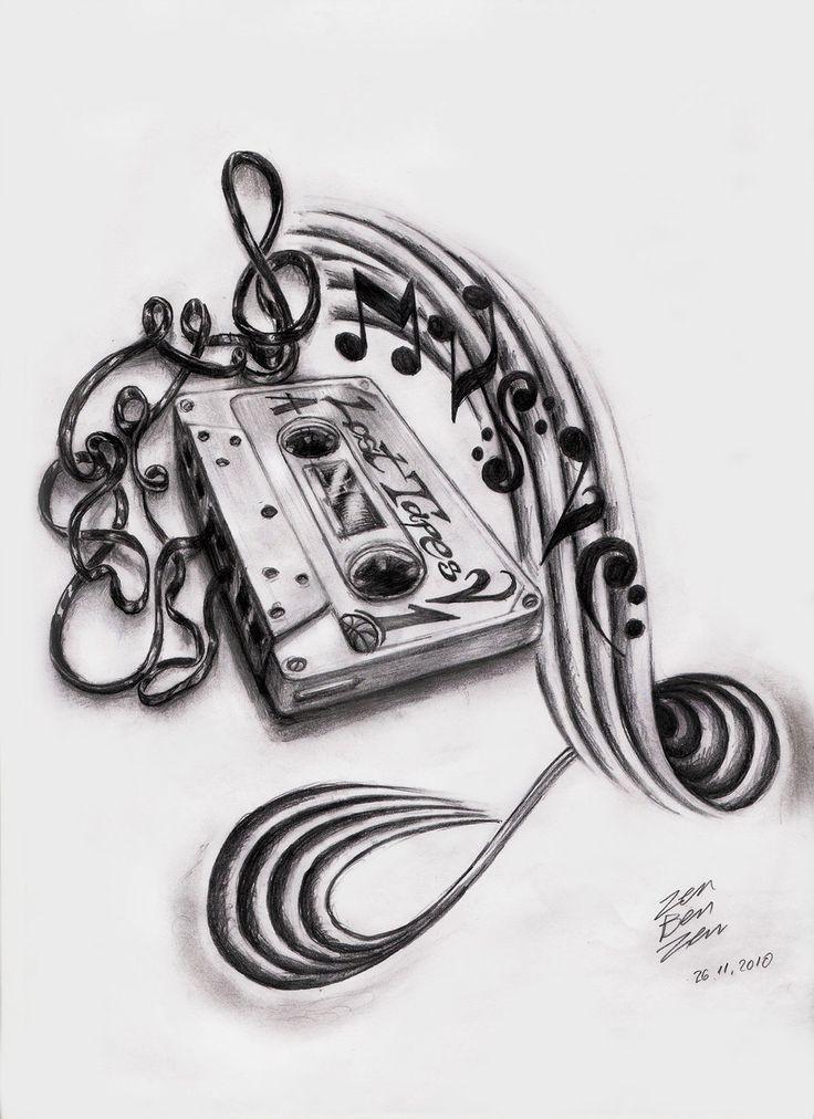 Music Tattoo Designs   MadSCAR