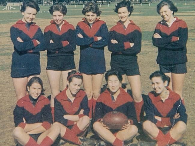Women's AFL: Melbourne's links to game date back to 1960s | Herald Sun