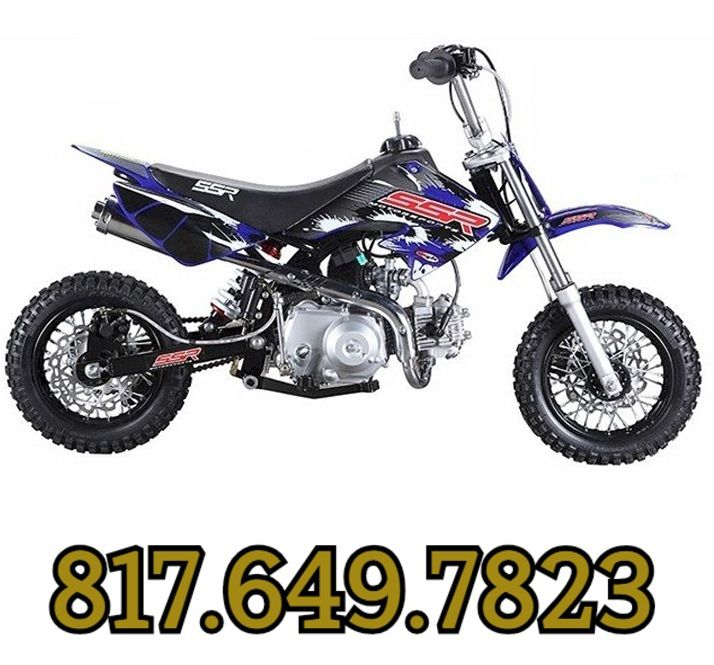 Buy Ssr Sr70c 70cc Dirt Bike Pit Bike Bikes For Sale Dirt