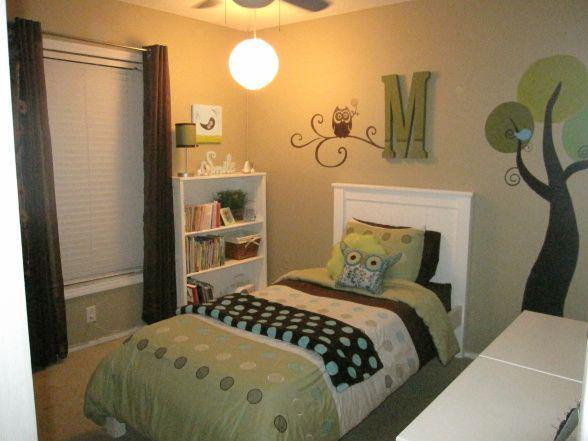 Owl Whimsical, Girls Rooms Design