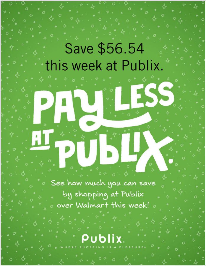 Publix Price Comparison June 14 - 20, 2017 - http://www.olcatalog.com/grocery/publix-pharmacy.html