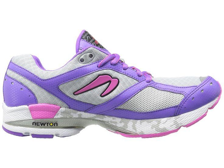 Newton Running Isaac S Women's Running Shoes Silver/Purple