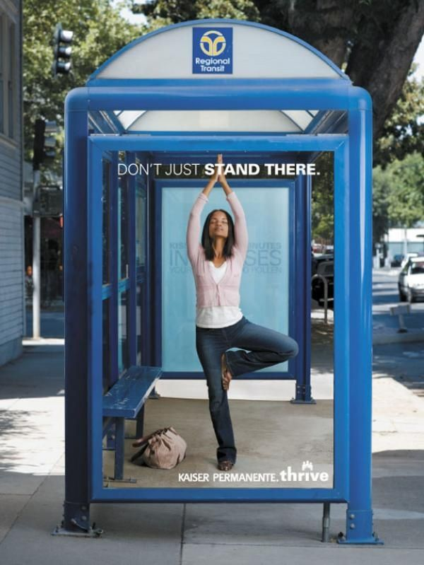 Bus Stop Marketing  Funny Ads, Guerrilla Advertising -6168