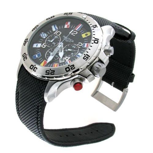 Nautica NST CHRONO FLAG #watches