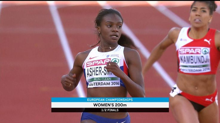 Dina Asher-Smith storms into 200m final, Ramil Guliyev fastest in 100m