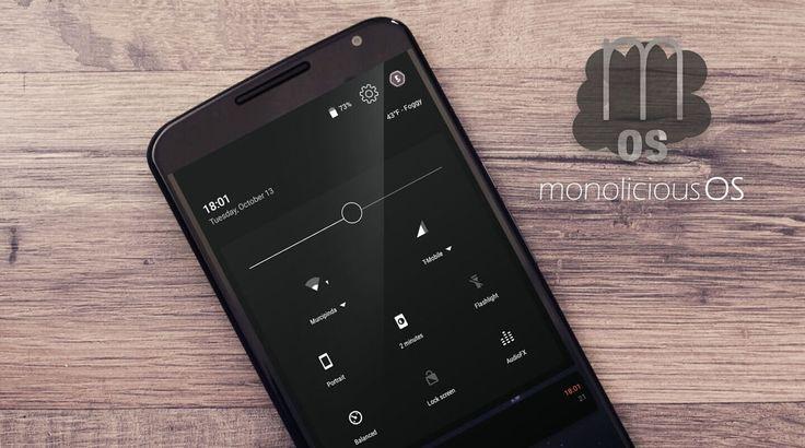 MonoliciousOS CM12 / 12.1 Theme v1.6  Lunes 14 de Diciembre 2015.Por: Yomar Gonzalez | AndroidfastApk   MonoliciousOS CM12 / 12.1 Theme v1.6 Requisitos: 5.0 Información general: objetivo Monolicious 'es oscurecer cada aspecto de la interfaz de usuario de Android! Es píxel tema hecho con plena temática Marco reemplazado barra de estado / Nav iconos de la barra junto con iconos lockscreen en contraste con el rojo vibrante. Se trabaja en la costumbre de 12 / 121 ROM con soporte motor del tema…