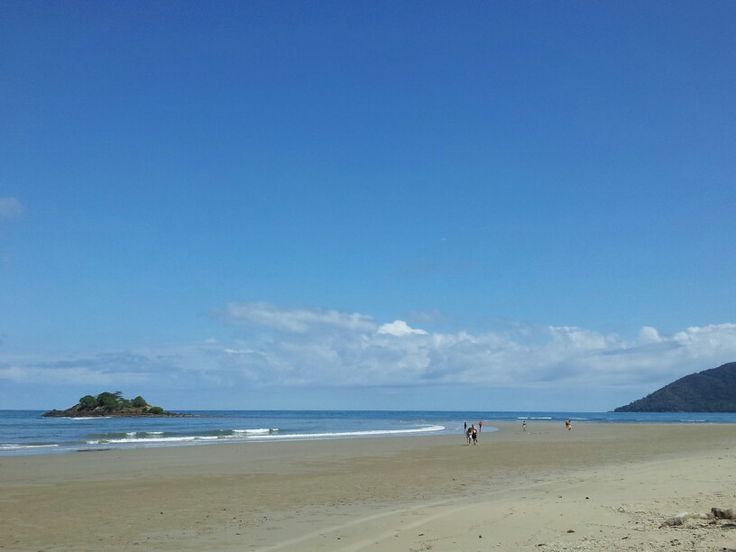 Thornton Bay in Daintree National Park