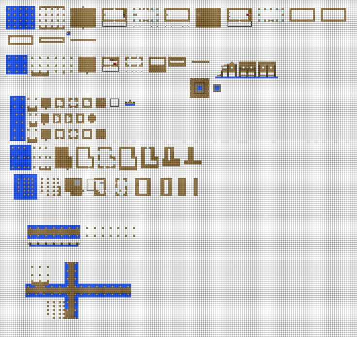 17 best images about cute and geeky stuff on pinterest for Minecraft house blueprints