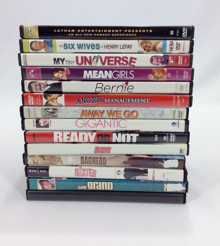 Lot of 13 Comedy DVD Movies Dvds Movie Used Good Funny Titles Sandler Jack Black