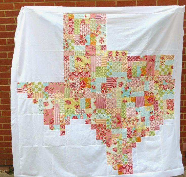 Pretty Little Quilts: Texas Quilt Tutorial