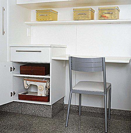 Galeria de fotos: 66 ideias de organização para deixar a casa arrumada - Casa