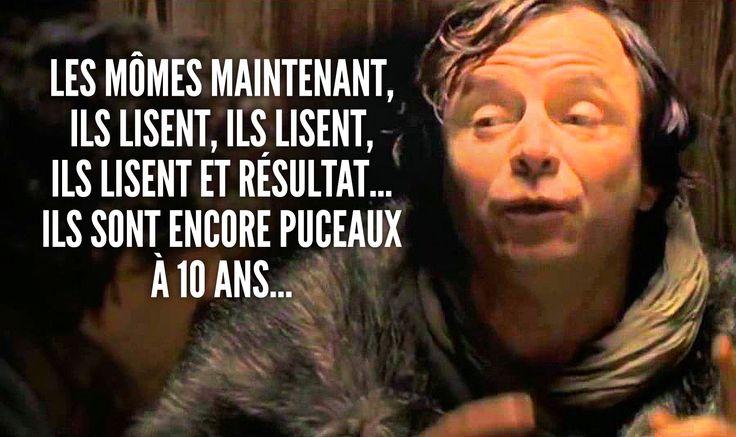 Top 12 des citations de Loth, François Rollin en roi d'Orcanie (et fervent latiniste)