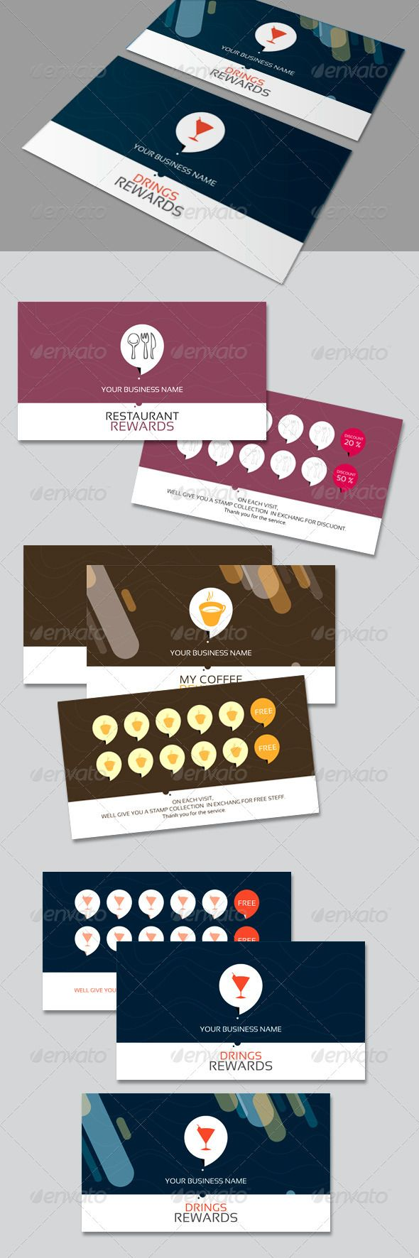 best 25 loyalty cards ideas on pinterest loyalty card design beauty salon ideas promotions. Black Bedroom Furniture Sets. Home Design Ideas