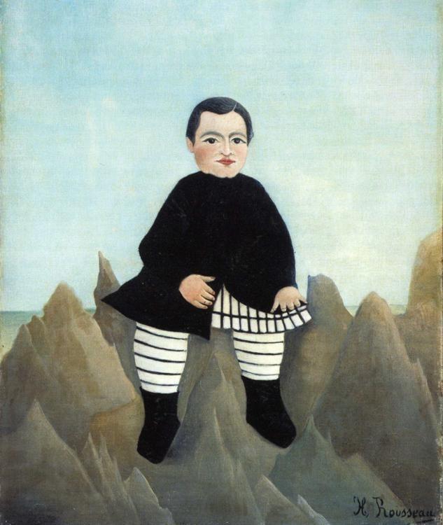 ART & ARTISTS: Henri Rousseau's portraits