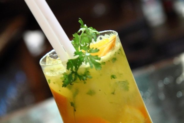 Hyderabad Mojito Not only is this drink incredibly refreshing, it will ...