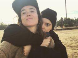 Ellen Page hat Freundin Emma Portner geheiratet
