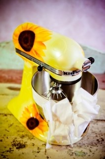 Stylish KitchenAid Mixers!!!! @Esther