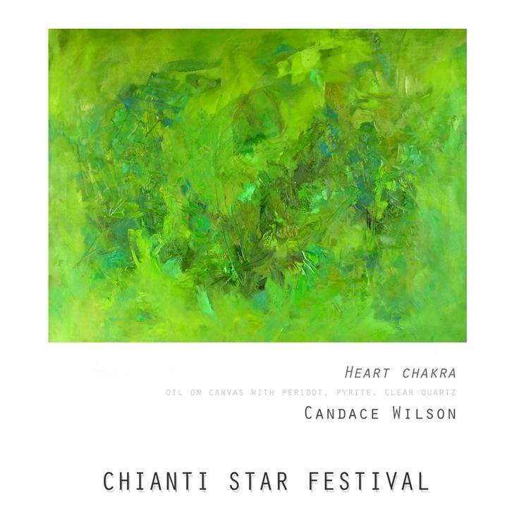 Chianti Star Festival - Candace Wilson - Hearh chakra