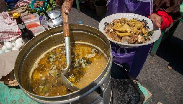 Kemeriahan Festival Rujak Soto di Banyuwangi