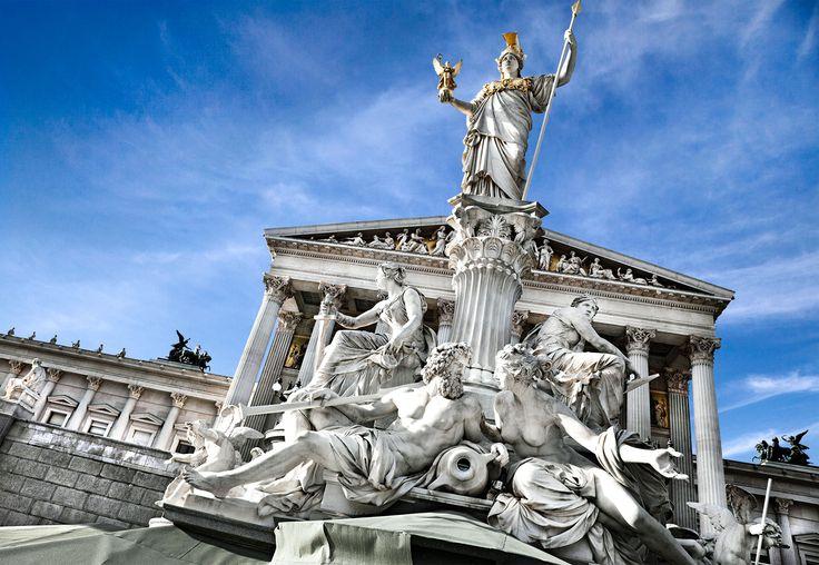 Justice Palace, Vienna - Ph. Mattia Aquila www.aquilamattia.it