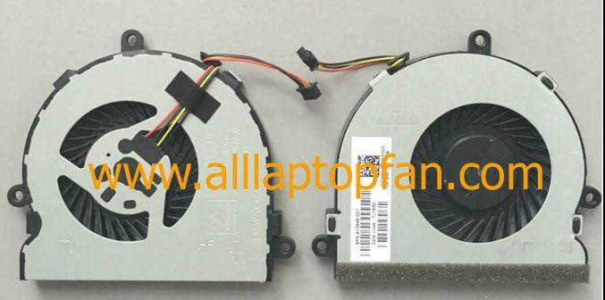 HP 15-AC137CL Laptop CPU Cooling Fan 813946-001