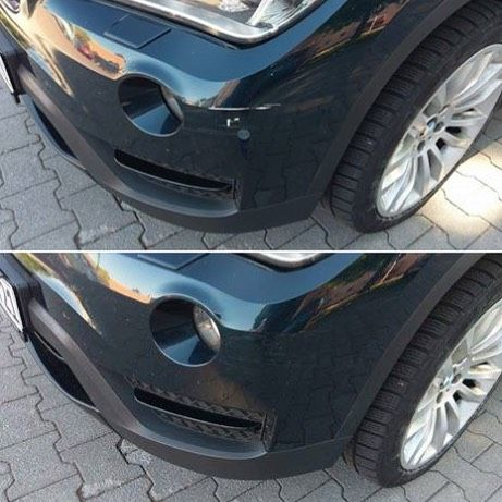 Ali Nizams BMW suffered a nasty scrape on the front bumper but rather than hand over lots of money to a bodyshop he ordered one of our kits for just 29.95 and repaired the damage himself in a fraction of the time! www.chipex.co.uk to get your kit. #chipex #chipextouchupkit #painttouchup #paintbooth #spraybooth #paintjob #carcare #carsofinstragram #detailing #detailerslife #detailersofinstagram