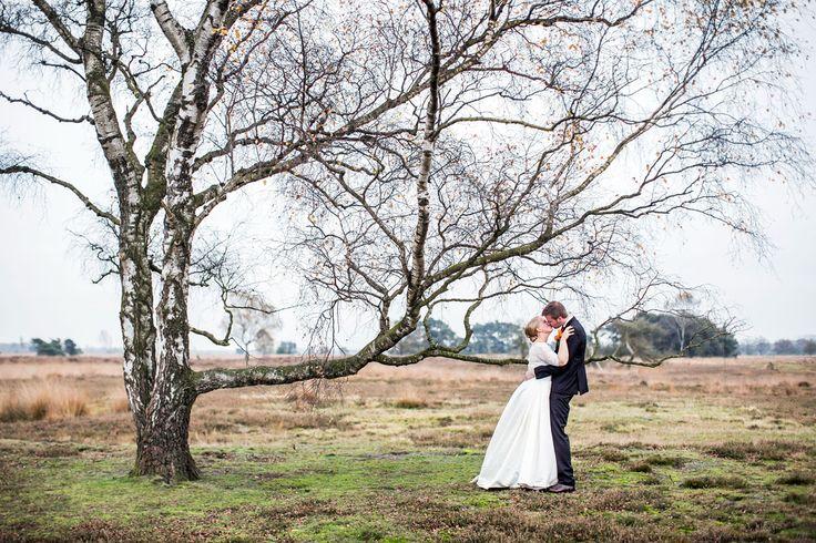 Winter wedding in the Netherlands