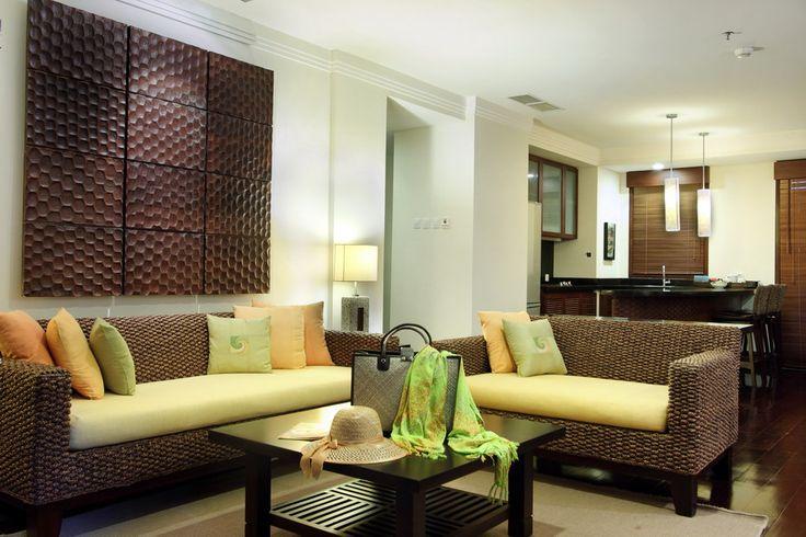 hotel dengan interior bali - Penelusuran Google