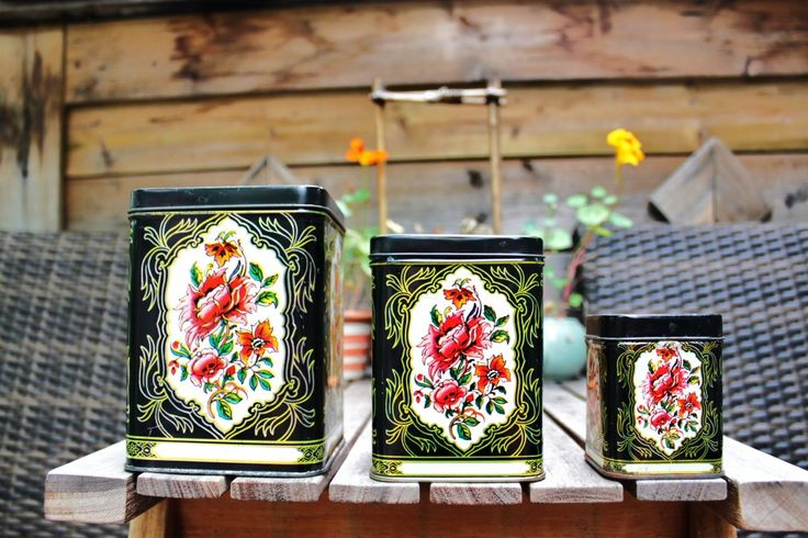 $1.99 - set of three tins. Value Village Brampton