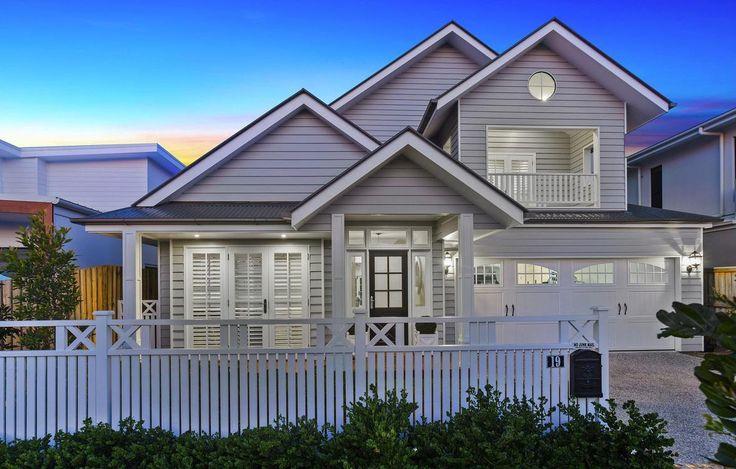 Daybreak House - Hamptons Design