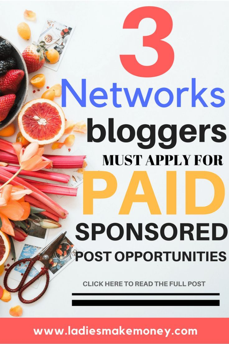 Sponsored blog opportunities. How to find sponsored blog post opportunities as a blog. Get paid to write blogs. How to make money with your blog. Make money with your blog by writing sponsored blog post. How to work with brands to make money. Where to find sponsored blog post for your business. Make money as a stay at home mom. #Sponsoredblog #makemoneyonline #workonline #ladiesmakemoney